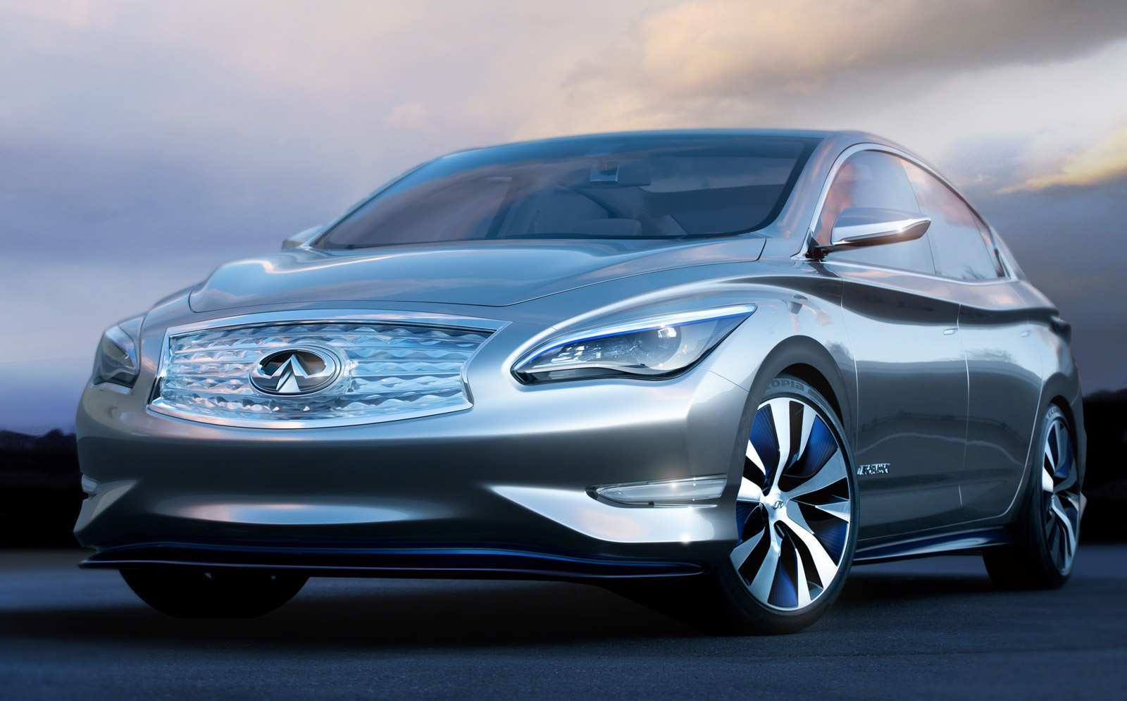 37 New 2020 Infiniti Electric Release Date And Concept