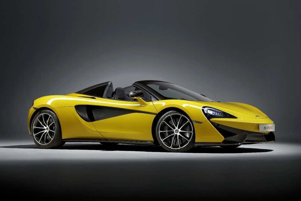 37 New 2020 McLaren 570S Coupe Picture