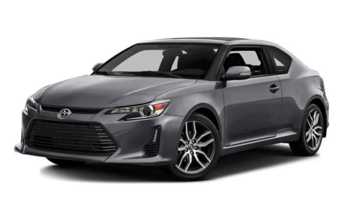 37 New 2020 Scion Tced Model