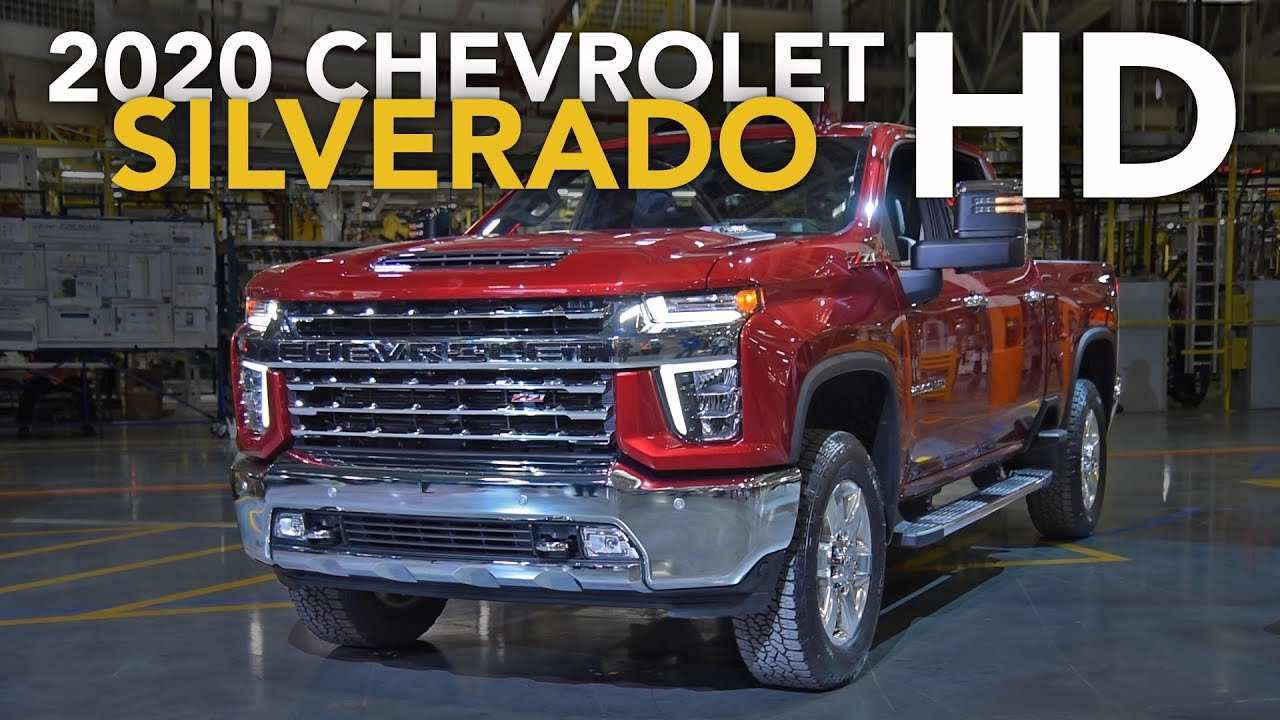 37 New 2020 Silverado 1500 Price And Release Date