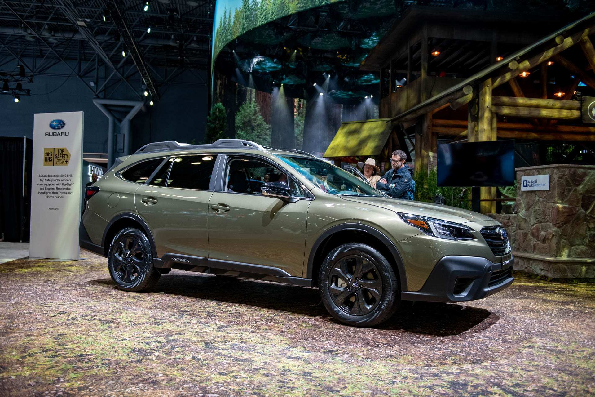 37 New 2020 Subaru Outback Turbo Hybrid Picture