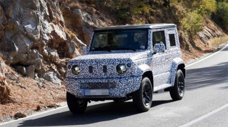 37 New 2020 Suzuki Jimny Model Model