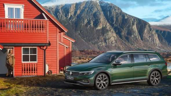 37 New 2020 Vw Passat Alltrack Pricing
