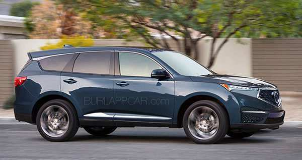 37 New All New Acura Mdx 2020 Style