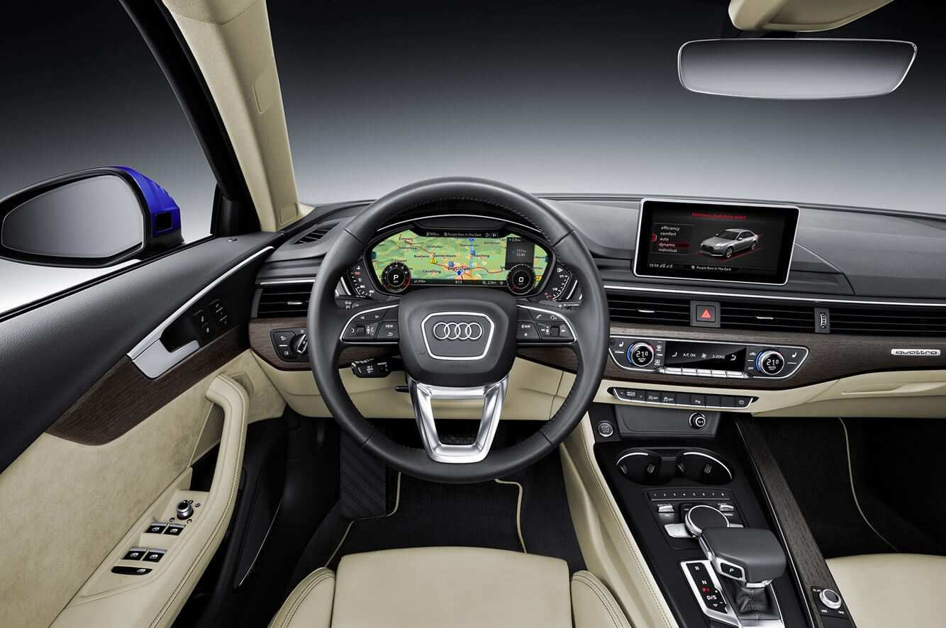 37 New Audi A4 2020 Interior Release Date And Concept
