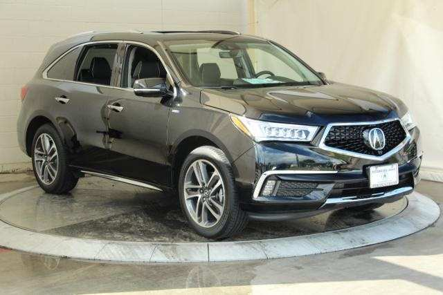 37 The 2019 Acura MDX Hybrid Performance And New Engine