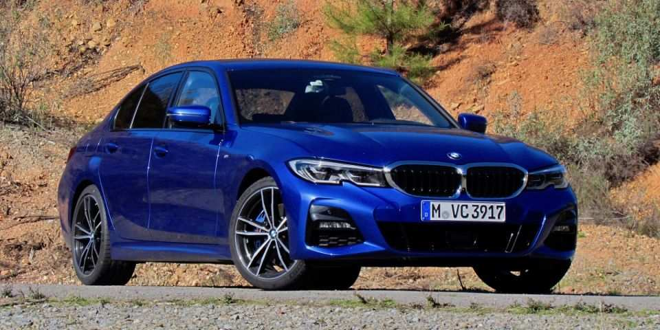37 The 2019 BMW 3 Series Performance