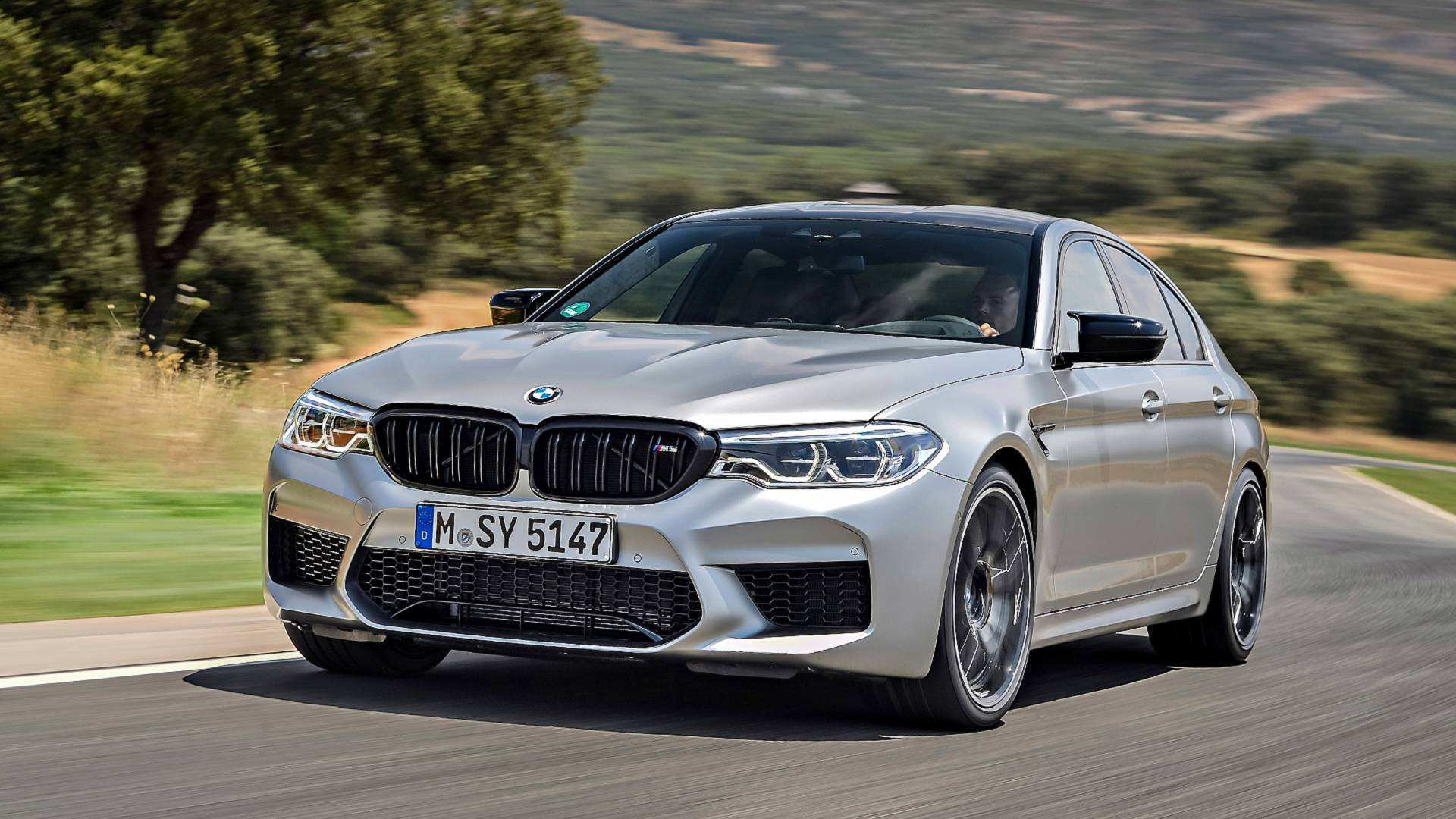 37 The 2019 BMW M5 Get New Engine System New Review
