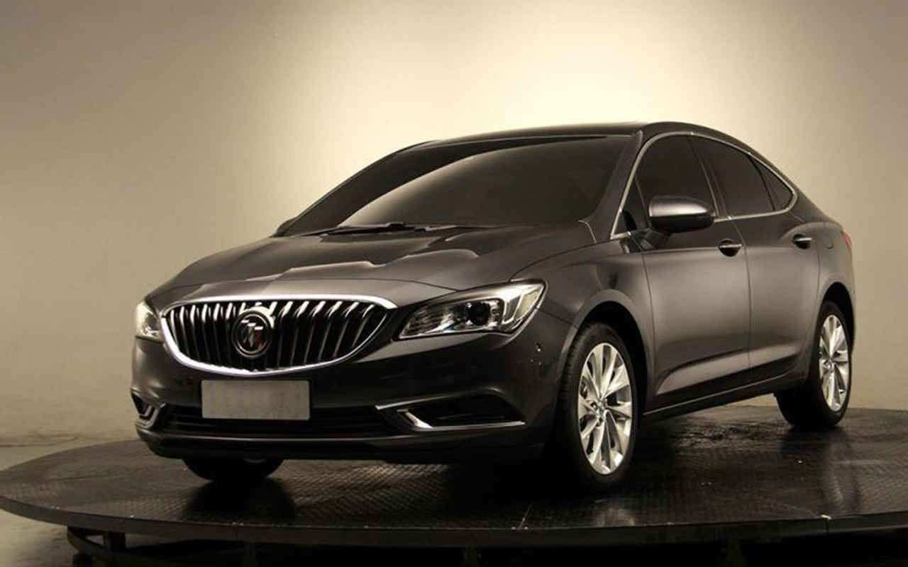 37 The 2019 Buick Verano Spesification