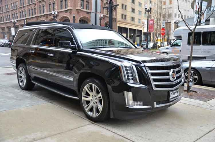 37 The 2019 Cadillac Escalade Ext Images