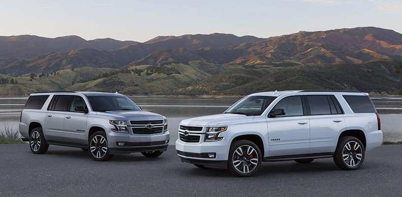 37 The 2019 Chevrolet Suburban Engine