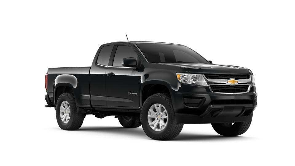 37 The 2019 Chevy Colorado Engine