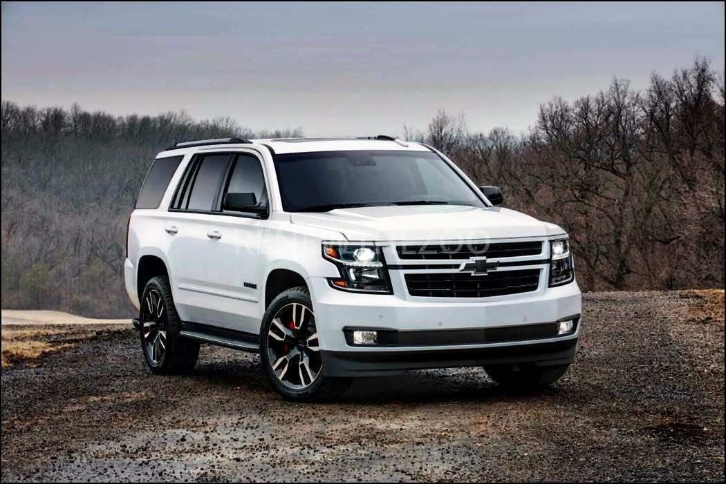 37 The 2019 Chevy Suburban 2500 Z71 Performance