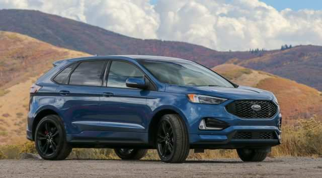 37 The 2019 Ford Edge Sport Price Design And Review