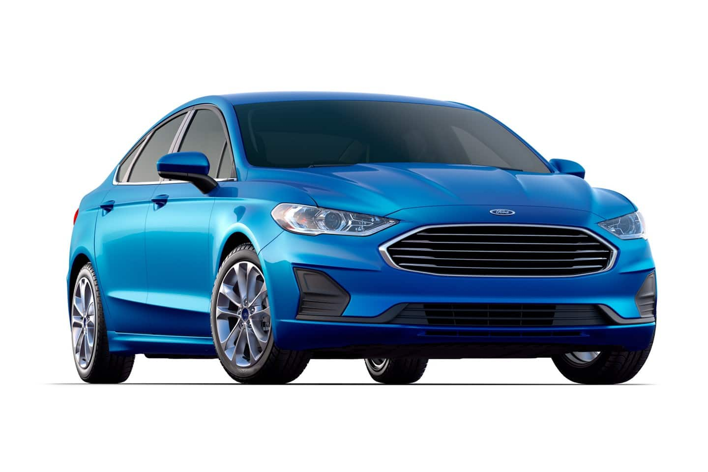 37 The 2019 Ford Fusion Energi Configurations