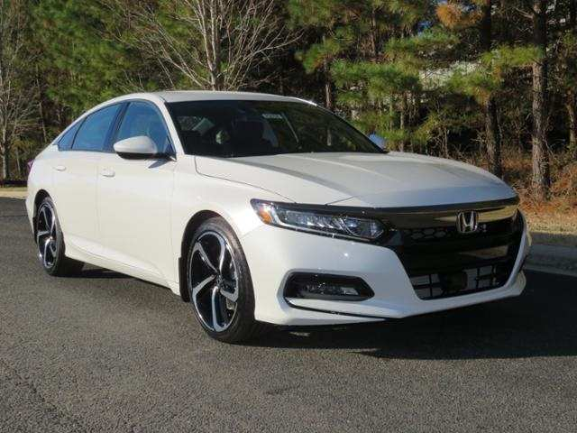 37 The 2019 Honda Accord Sport Style