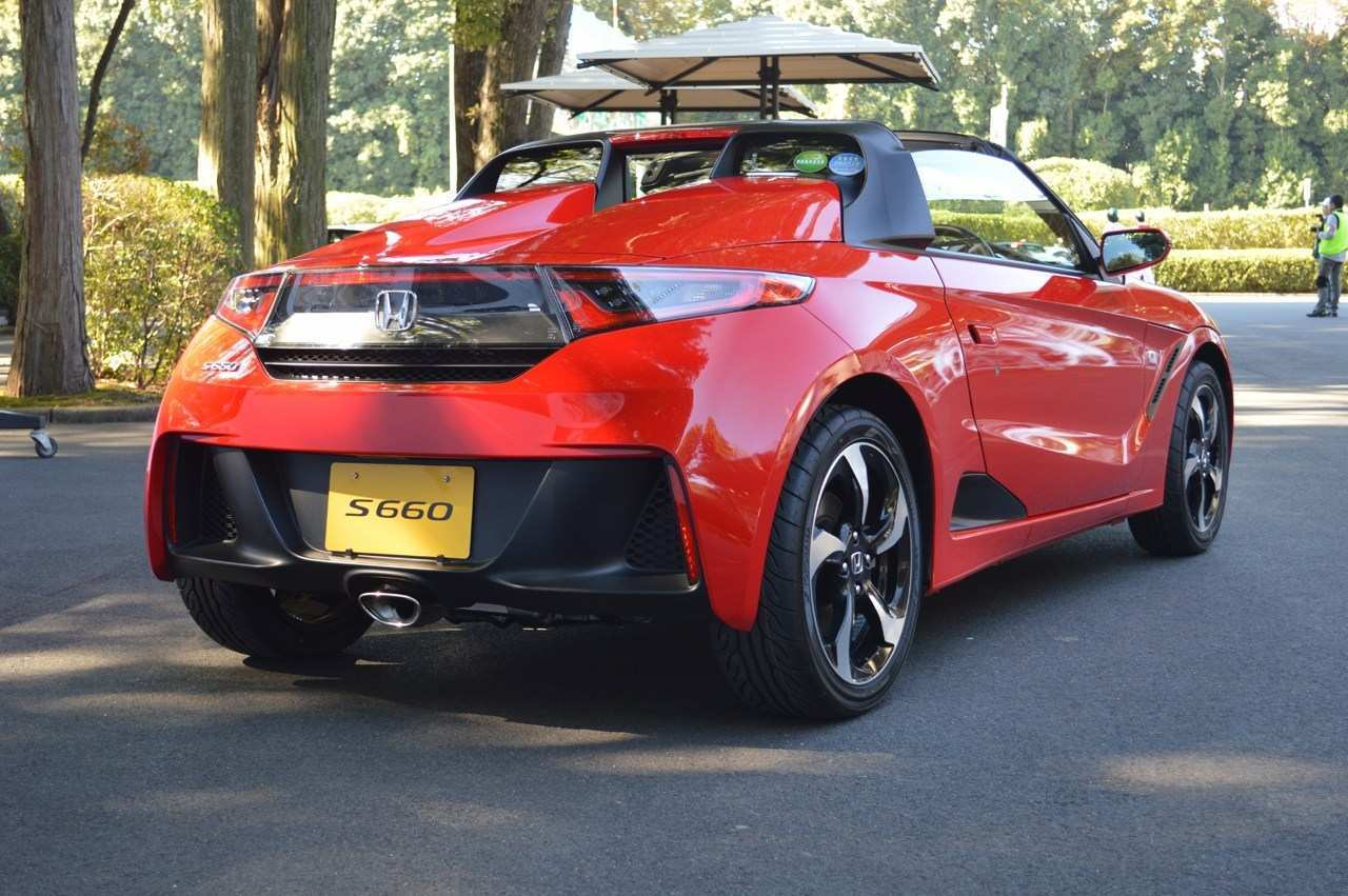 37 The 2019 Honda S660 Review