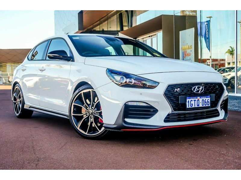 37 The 2019 Hyundai I30 Configurations