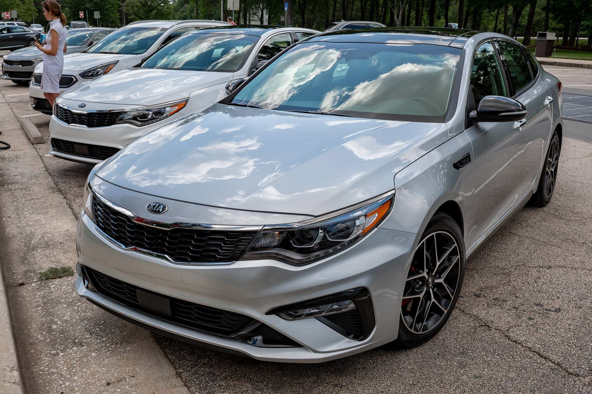 37 The 2019 Kia Optima Specs Review And Release Date