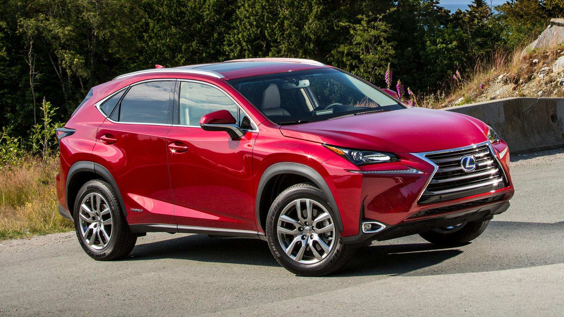 37 The 2019 Lexus Nx Concept And Review