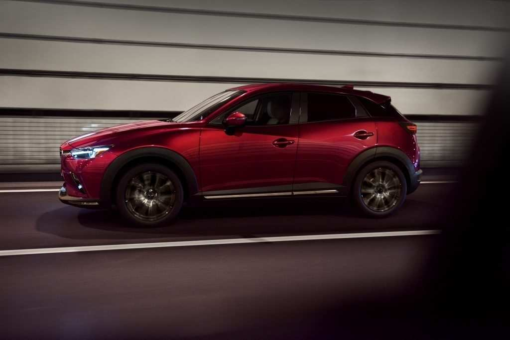 37 The 2019 Mazda Lineup Photos