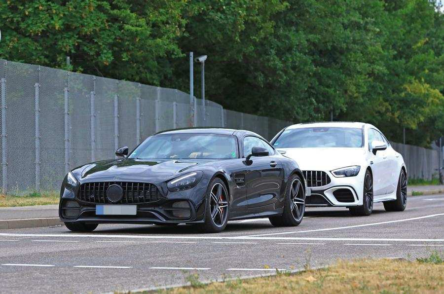 37 The 2019 Mercedes AMG GT Pictures