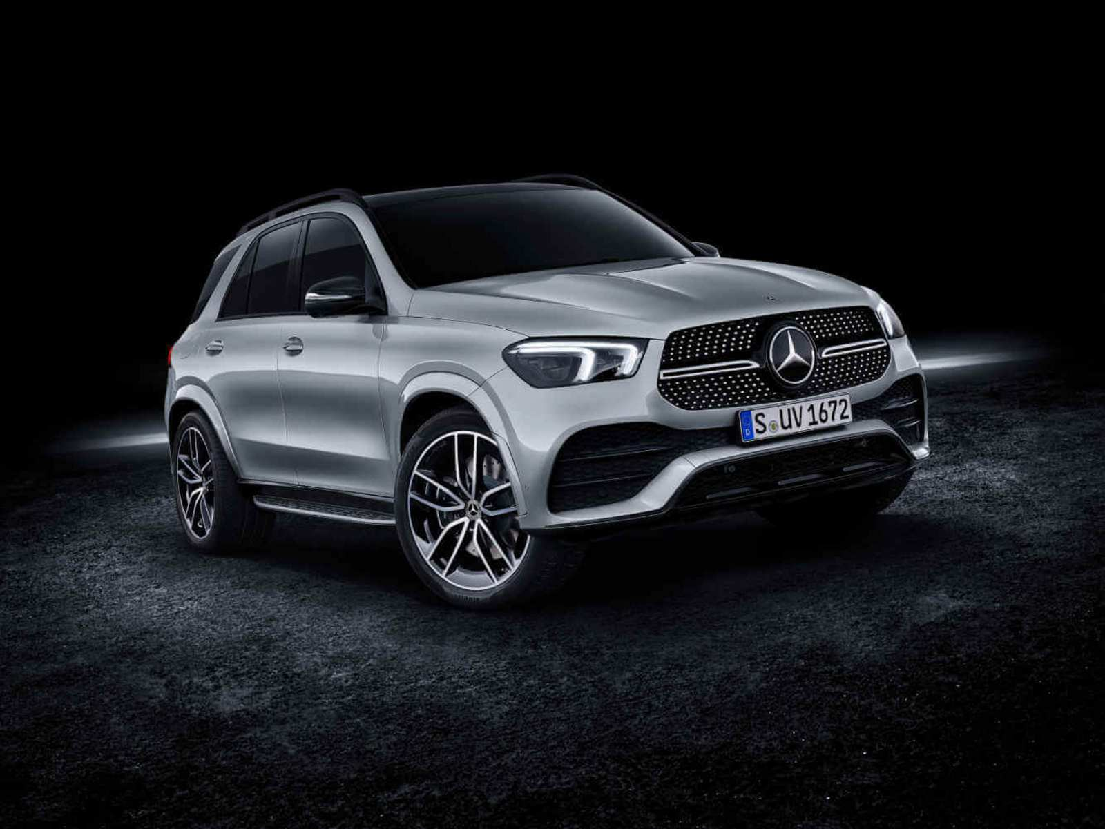 37 The 2019 Mercedes Gle Coupe Redesign And Concept