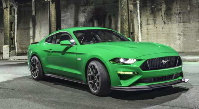 37 The 2019 Mustang Mach Review And Release Date