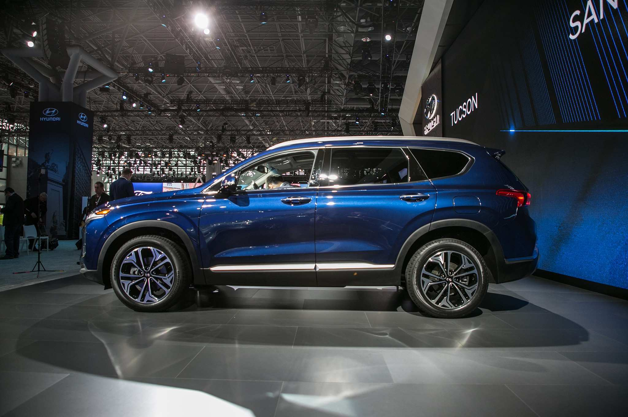 37 The 2019 Santa Fe Sports Price and Review