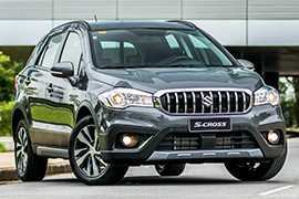 37 The 2019 Suzuki Sx4 Exterior And Interior