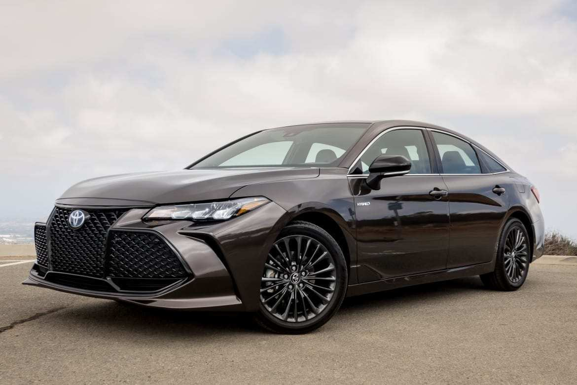 37 The 2019 Toyota Avalon Overview