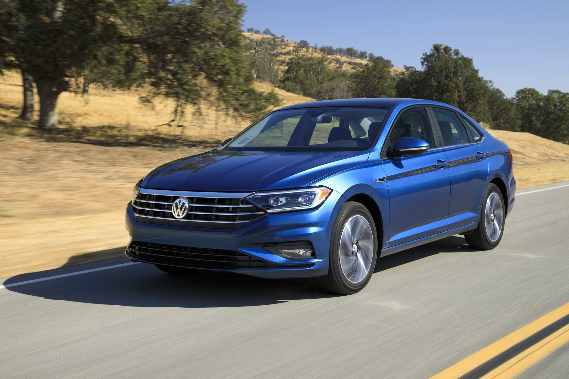 37 The 2019 Volkswagen Jettas Exterior And Interior