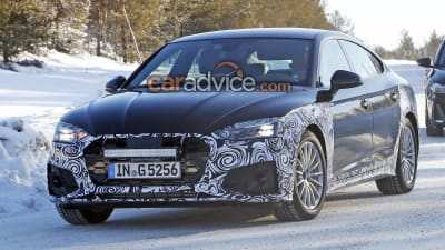 37 The 2020 Audi A5 Coupe Rumors