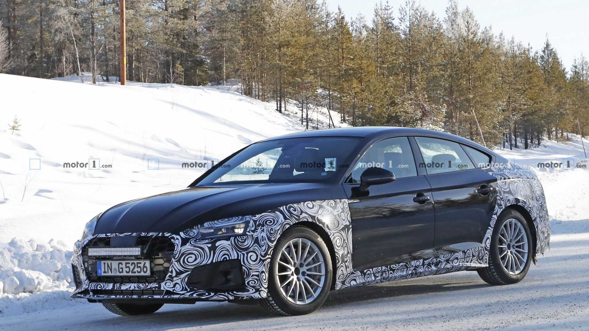 37 The 2020 Audi A5s Performance