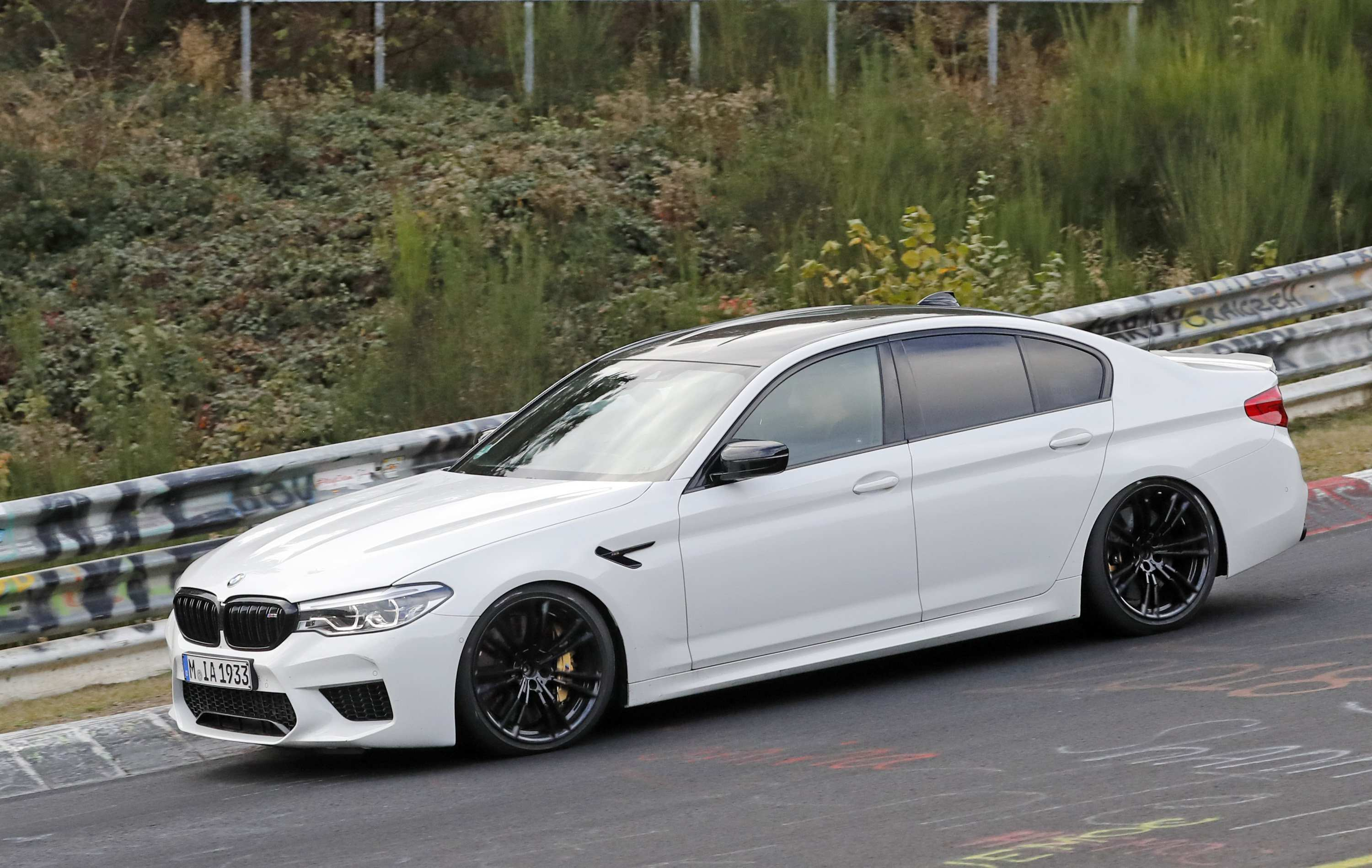37 The 2020 BMW M5 Images