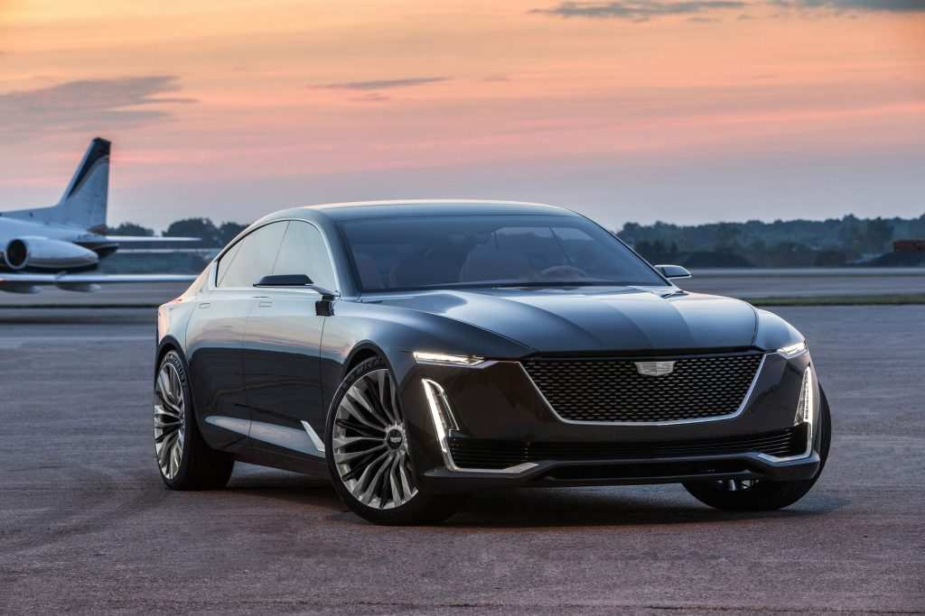 37 The 2020 Cadillac ATS V Coupe Picture