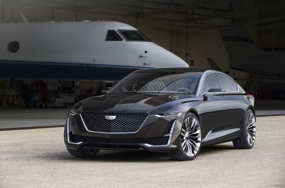 37 The 2020 Cadillac Ciana Speed Test