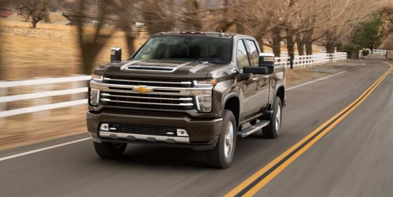 37 The 2020 Chevy Silverado Hd Wallpaper