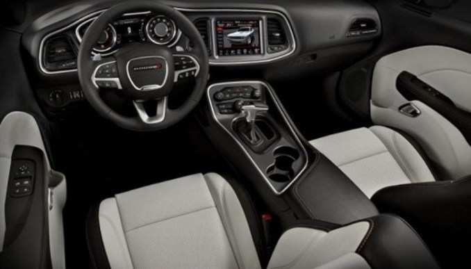 37 The 2020 Dodge Charger Interior Photos