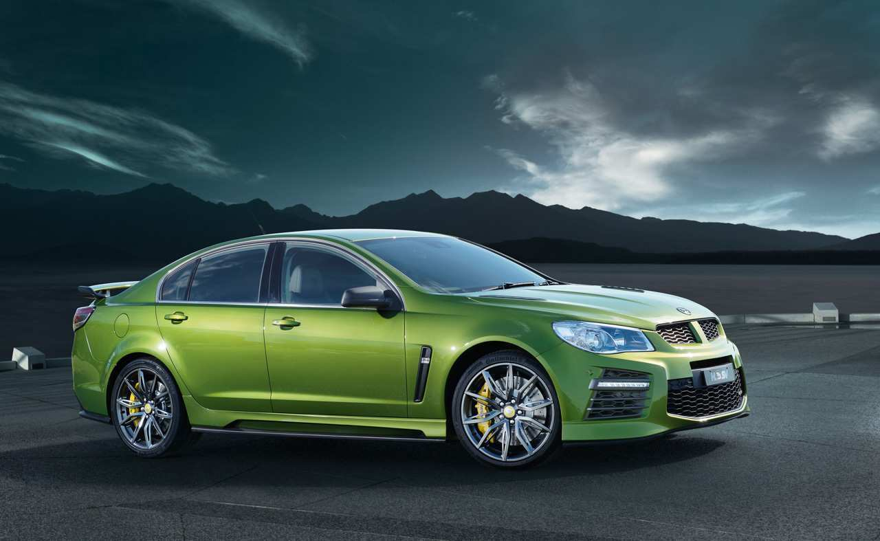37 The 2020 Holden Commodore Gts Overview