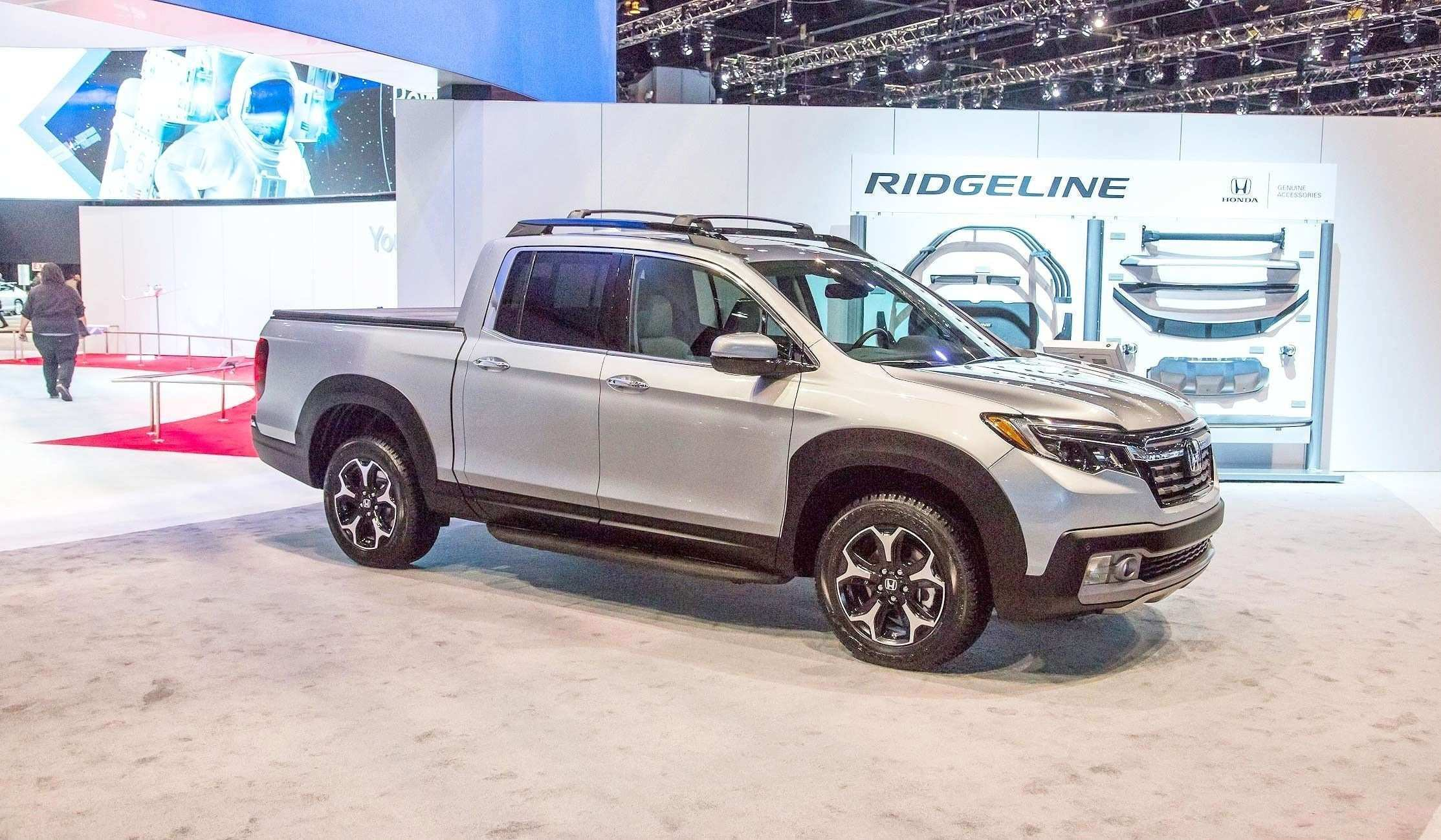 37 The 2020 Honda Ridgeline Pickup Truck Redesign And Concept