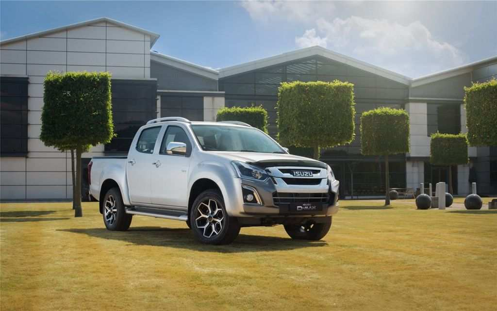 37 The 2020 Isuzu Dmax Redesign