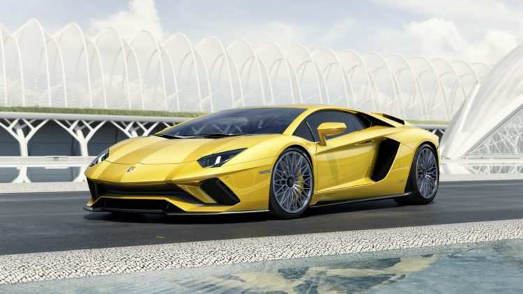 37 The 2020 Lamborghini Aventador New Review