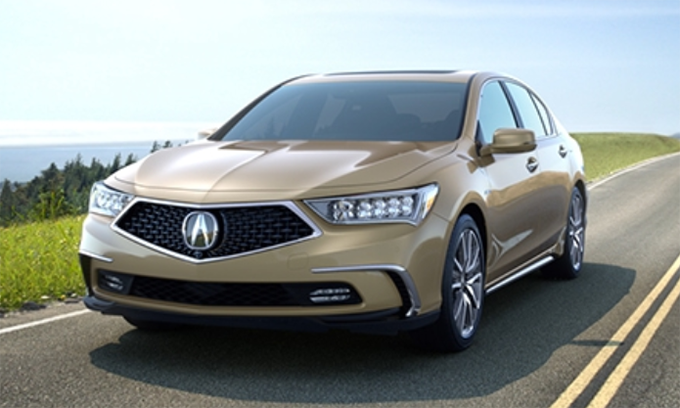 37 The Acura Rlx 2020 New Review