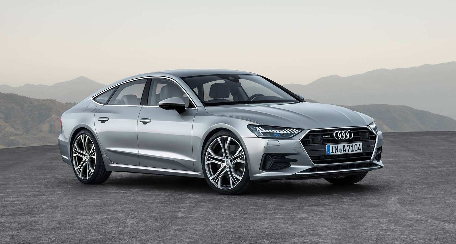 37 The Best 2019 Audi A7 Release Date And Concept