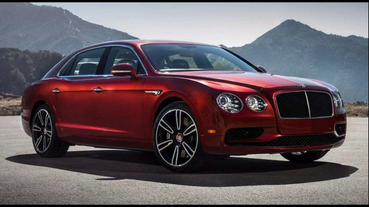 37 The Best 2019 Bentley Flying Spur Model