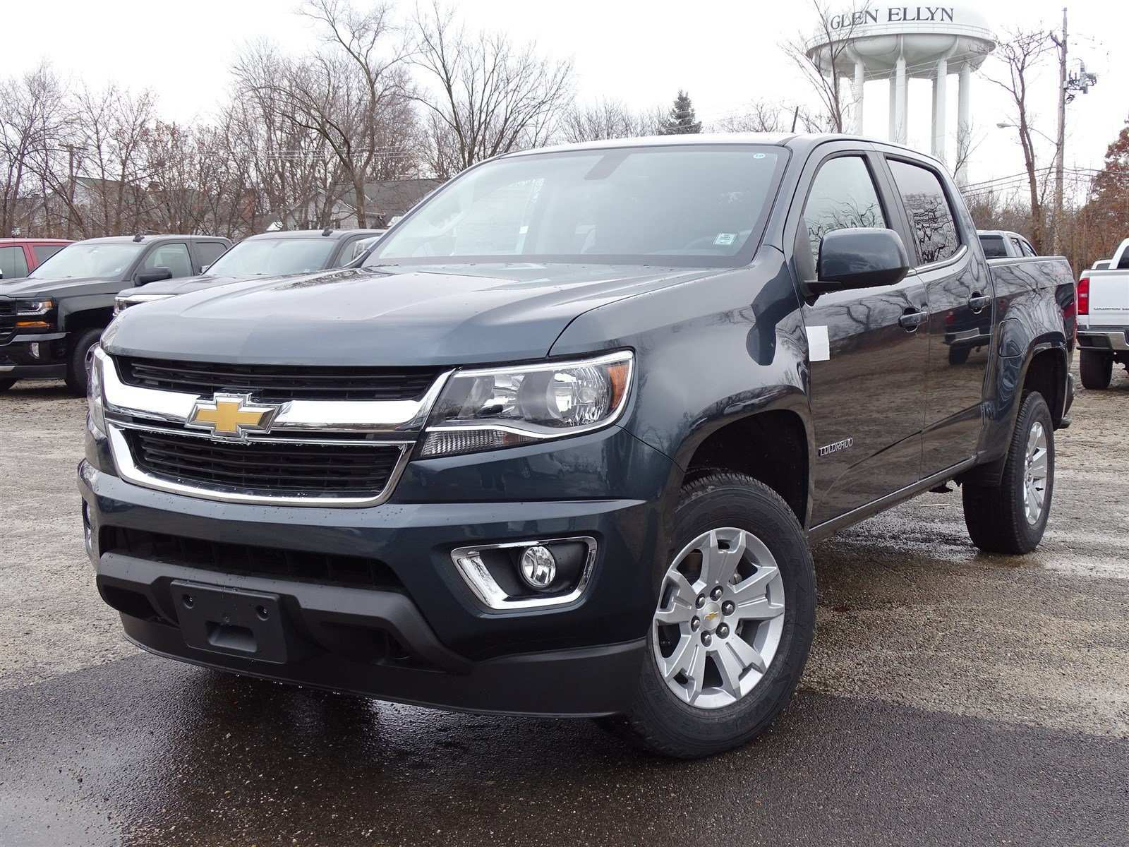 37 The Best 2019 Chevy Colorado Style