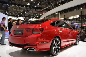 37 The Best 2019 Honda Accord Spirior Exterior