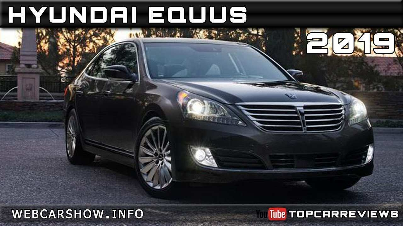 37 The Best 2019 Hyundai Equus Release