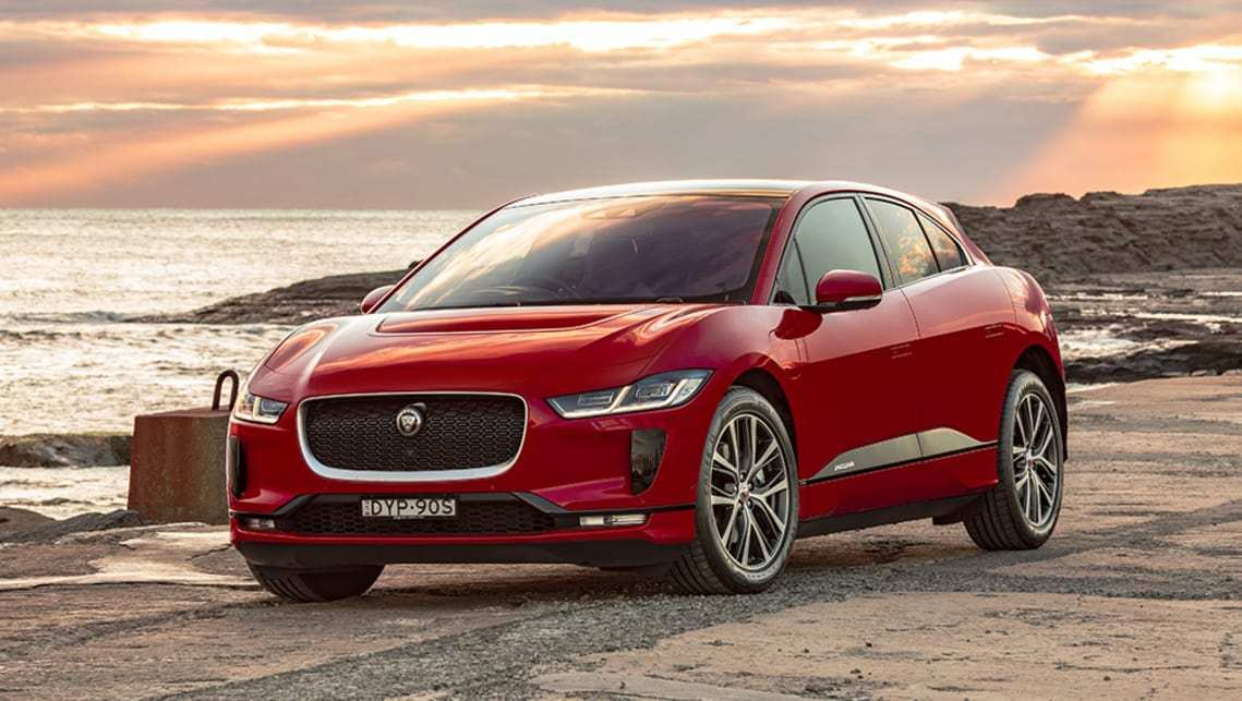 37 The Best 2019 Jaguar I Pace Review Exterior And Interior